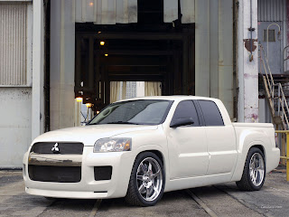 Pick-up  Mitsubishi - Street Raider Concept