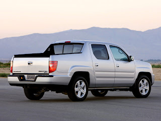 Honda - Ridgeline Pick Up