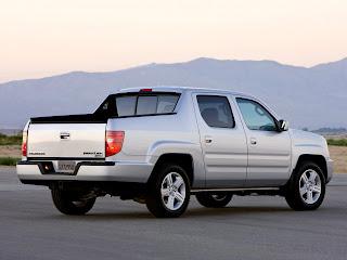 Honda - Ridgeline Pick Up