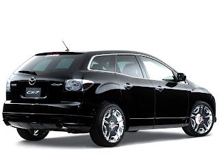 Mazda Cx-7 Tuning Damd
