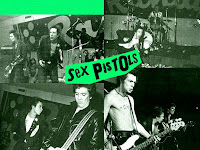 Desktop Sex Pistols fondo