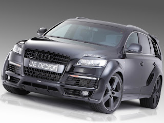Audi - Q7 S Tuning By Je Design