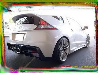 Honda - CR-Z ams tuning