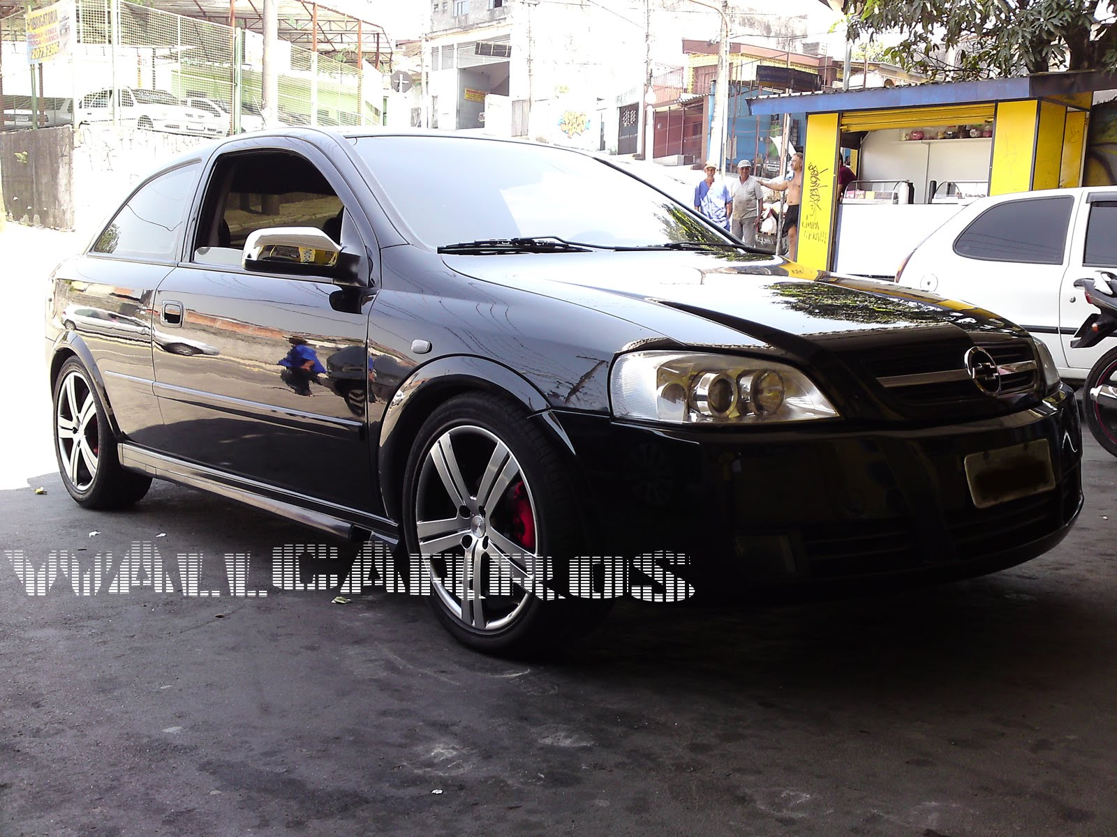Chevrolet Astra Rodas aro 18 Posted by admin on 411 PM Astra preto