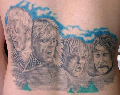 This tattoo DEMANDS 100%, and you only gave it 80.