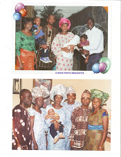 The Egbukonye Family--2010
