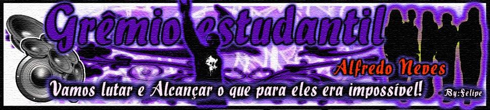 Grêmio Estudαntil Alfredo Neves
