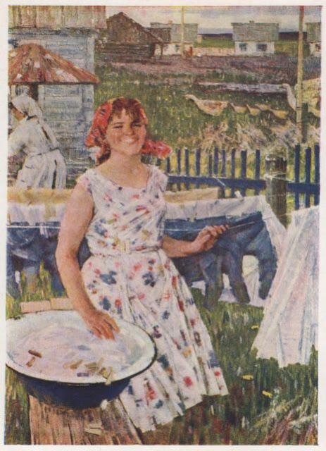 Как художники изображали весну картинки