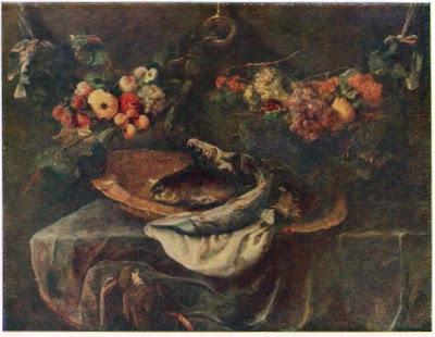 Открытки с репродукциями: Ян Фейт (1611-1661)