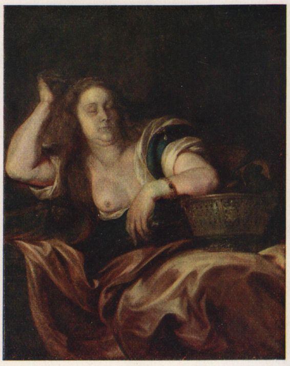 «Умирающая Клеопатра».