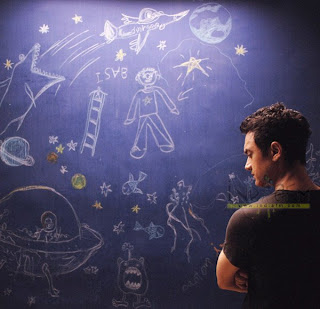 Ram finds Ishaan s painting  Taare Zameen Par Painting