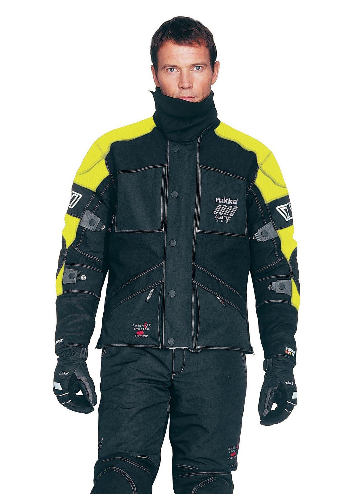 Made To Measure Textile Motorcycle Clothing