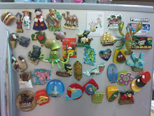 My Fridge Magnet Collection