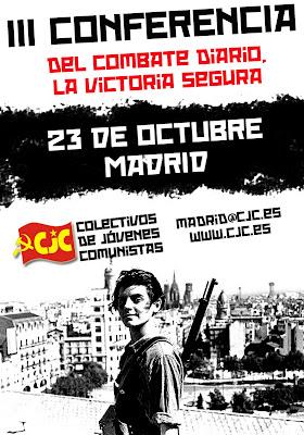 III Conferencia Regional de los CJC Madrid Conferencia