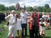 Ezi's NMH Graduation
