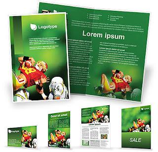 Membuat brosur leaflet dan cetakan dari printer yang for Scribus brochure templates