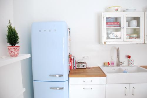 Smeg kjøleskap