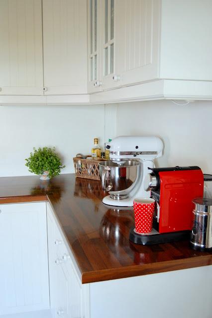 bygge mini kjøkken