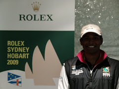 """Ajay Rau"" first Indian to race The Rolex Sydney Hobart"