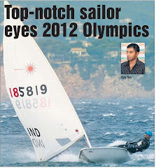 Top-notch sailor eyes 2012 Olympics