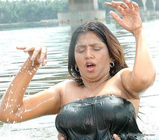 telugu actress hot photos bhuvaneswari hot bath pics