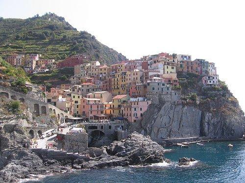 Touristy Italy