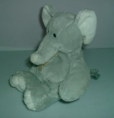 Szürke elefánt