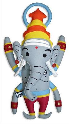 Ganesha egy kicsit máshogy