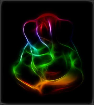 Ganesha színesben