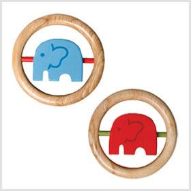 Elefántos csörgök