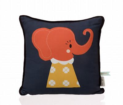 Elefántos párna
