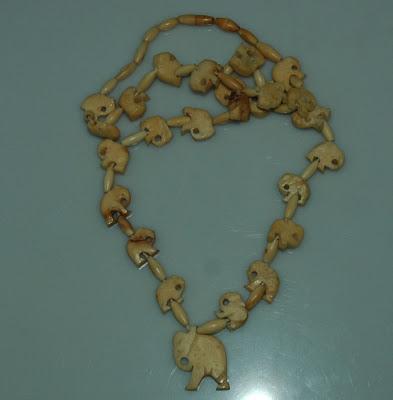 Elefántos nyaklánc