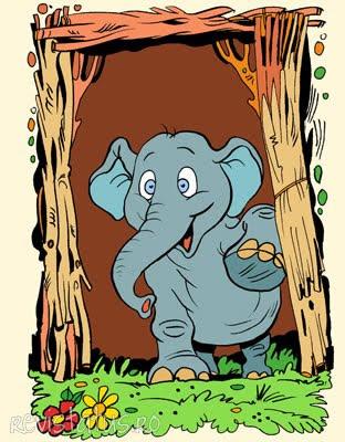 Frederik, a kis elefánt