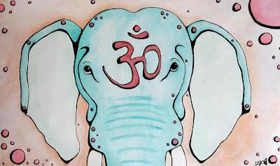 Elefánt Aum