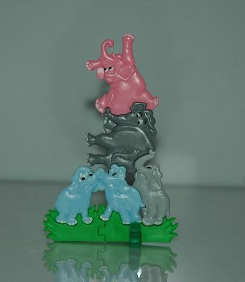 Elefánt piramis