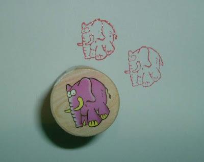 Elefánt nyomda