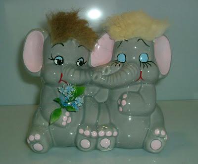 Elefántos persely - Kittától