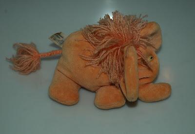Lestrapált elefánt