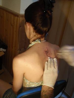 Elefántos tetoválásom