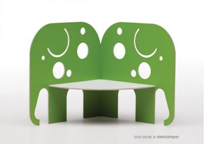 Elefántos szék a gyerekszobába