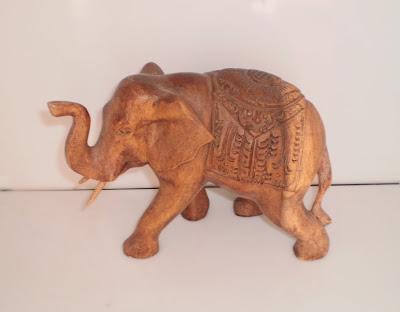 Faragott elefánt