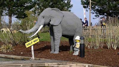 Lego-ból elefánt, vagy Lego elefánt