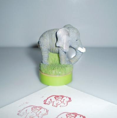 Elefántos nyomda