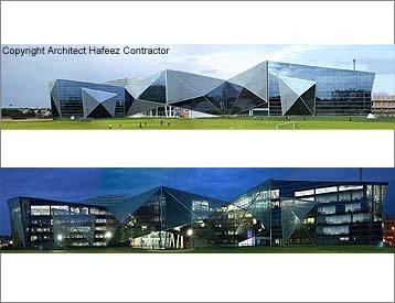 hafeez contractor thesis