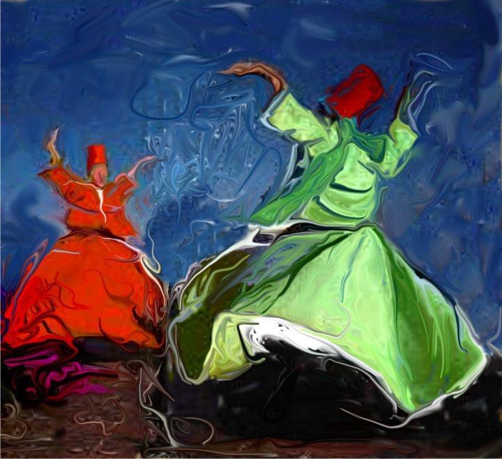 Dervishe dance