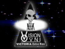 Vision OVNI WebSite