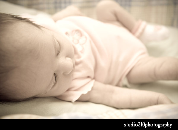 raleigh north carolina infant portrait photography by amanda dengler