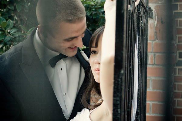 bride and groom wedding photography at the carolina inn in chapel hill nc by amanda dengler