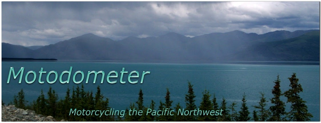 Motodometer | Motorcycling the Pacific Northwest | Motorcycle riding in Washington, Alaska, Oregon