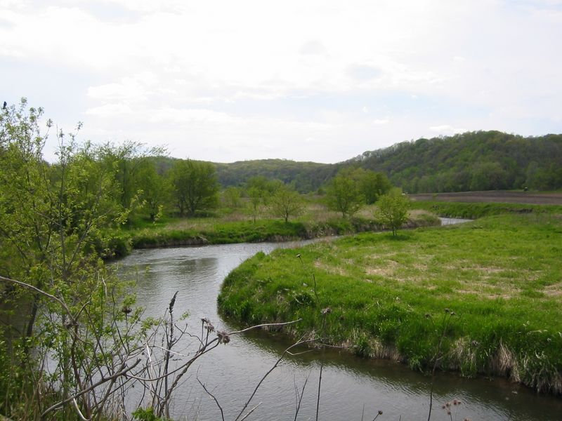 A rainx fly fishing spots for Driftless fly fishing